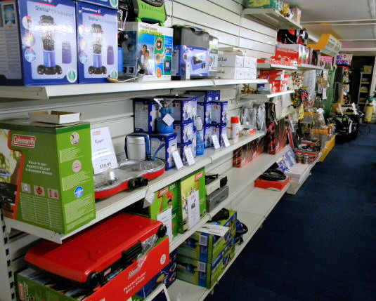 Full Range of Leisure Gas Equipment Stocked